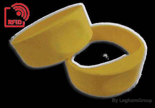 UHF Silicon Wristband