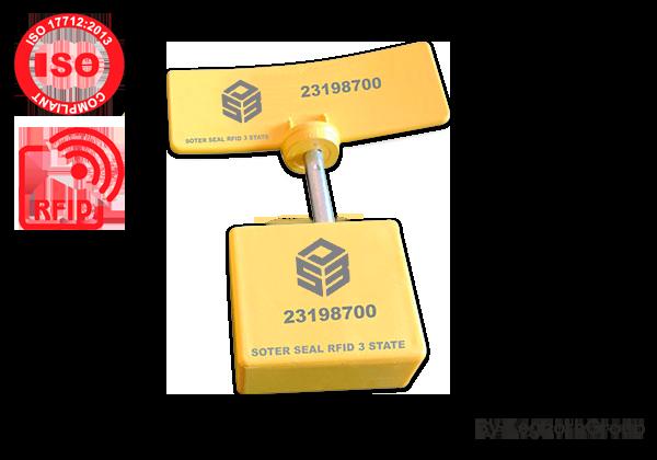Bolt Lock UHF RFID Three-state E-seal SOTER SEAL