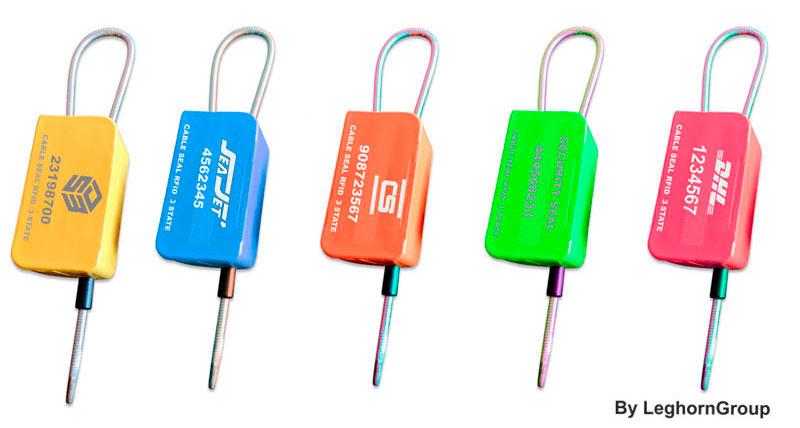 cable lock rfid uhf myrmidon seal colors customizations