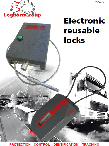 electronic reusable seals
