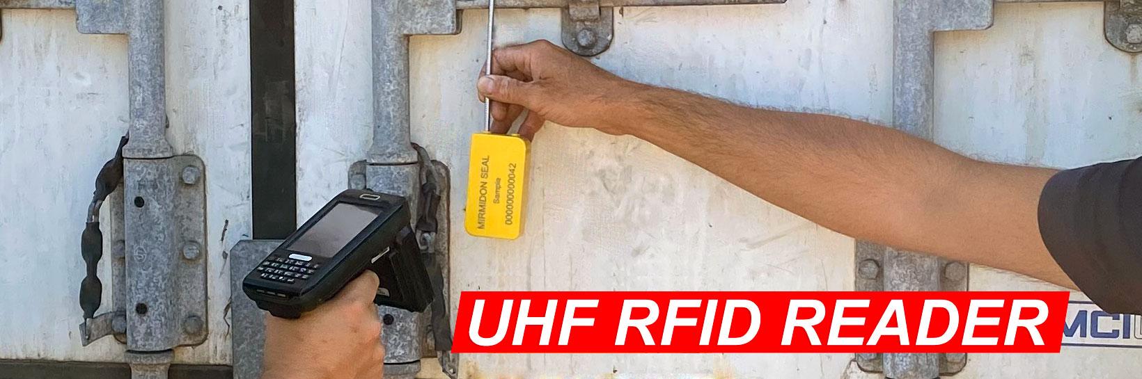 Three-state Seals Rfid Reader