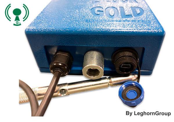 reusable electronic security seal elock gold+