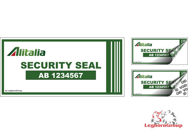 Security Labels For Airports And Airlines
