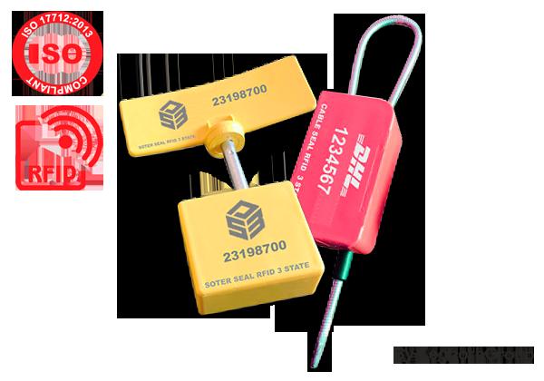 THREE-STATE RFID e-Seals